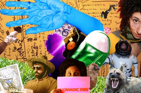 Nomadic Collage
